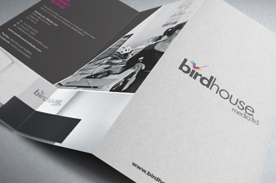 Birdhouse Media Brochure