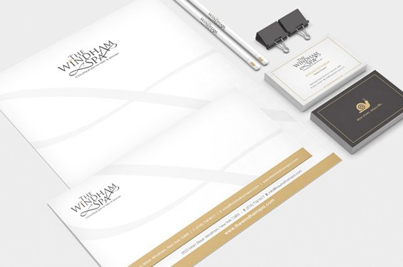 Windham Spa Stationery